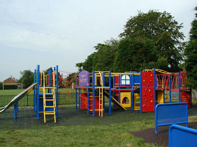 Avon Road Recreational Area Playground