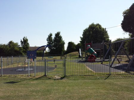 East Hagbourne Playground