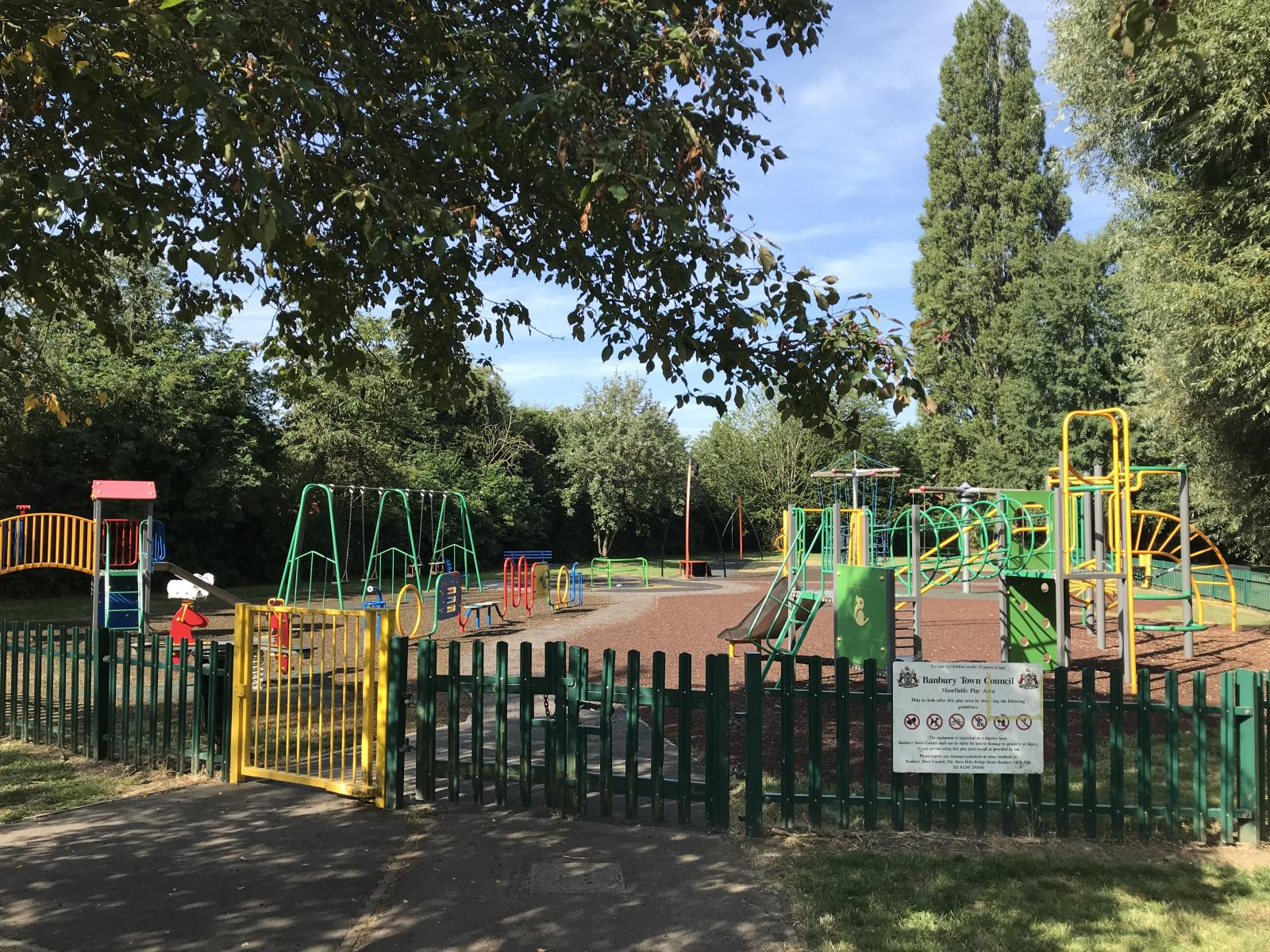 Moorfield Park Play Area