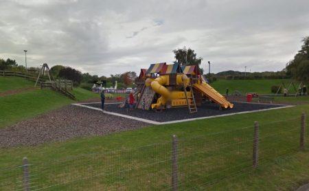 Thorpe Arch Retail Park Playground