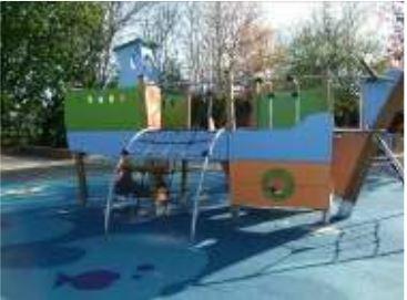 Destination Park Recreation Ground Play Area Stratford Upon Avon Warwickshire