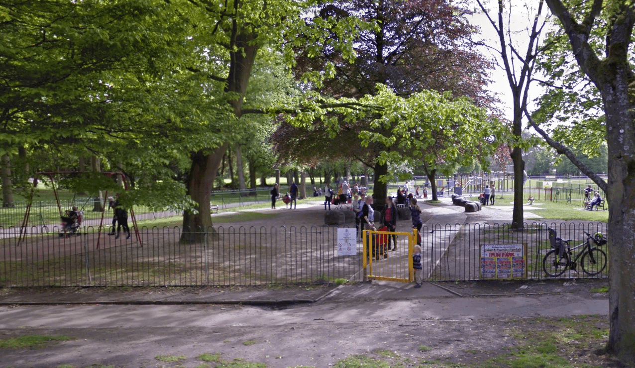 Longford Park Play Areas