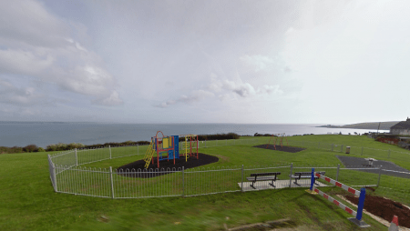 Mevagissey Cliff Playground