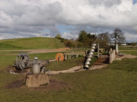 Great Notley Country Park Playground