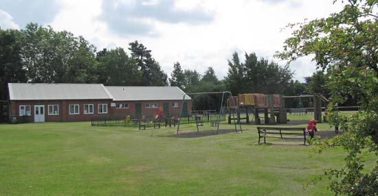 Bloxham Recreational Ground and Play area