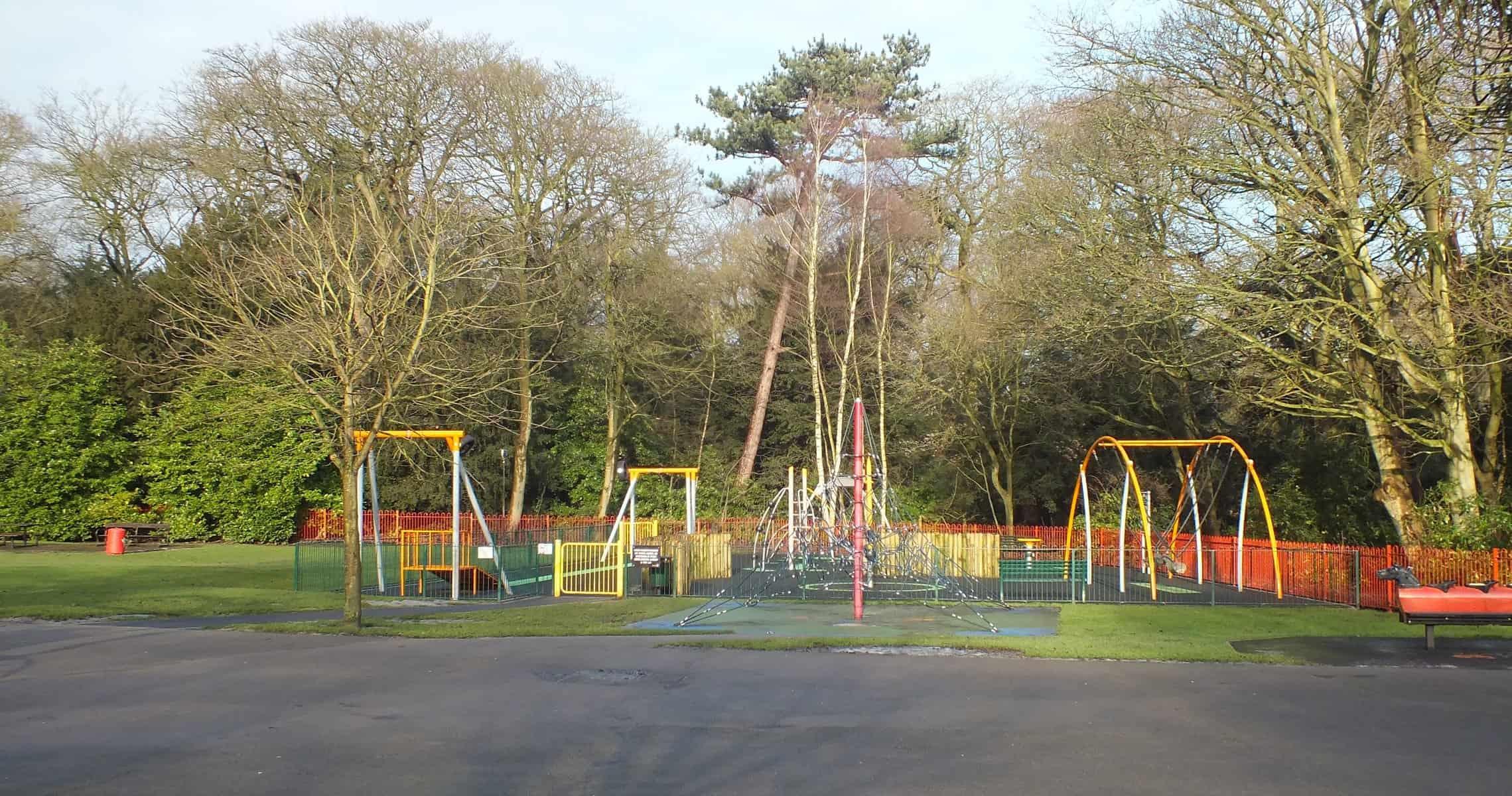 Walton Park Playground
