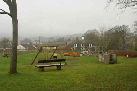 The Jubilee Park Play Area