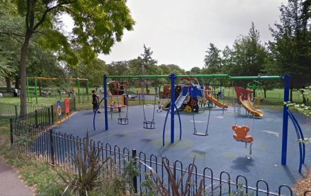Jesus Green Playground