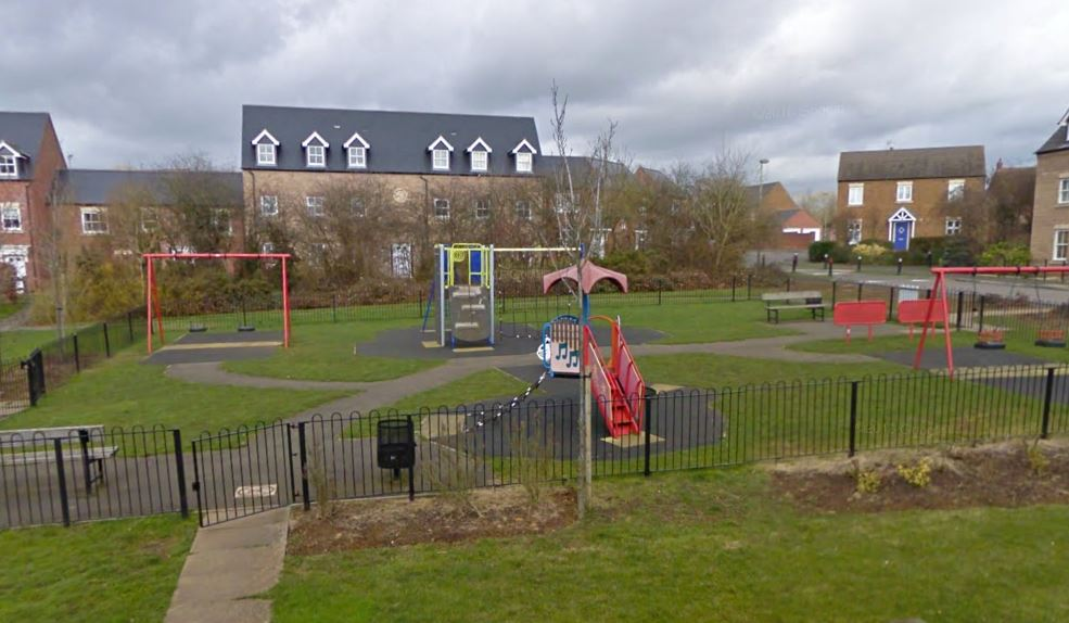 Hanwell Fields Laxton Way Play Area