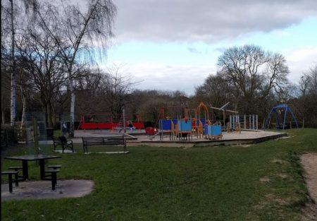 Redland Green Park Playground