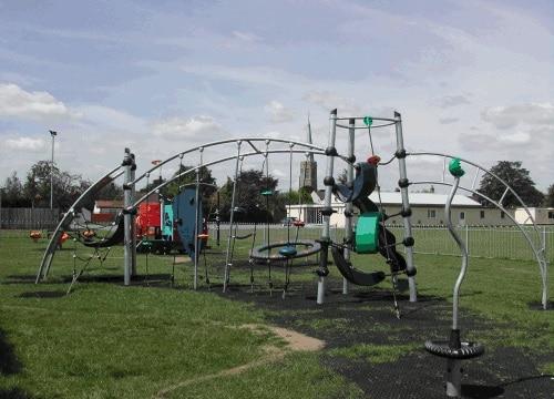 Wickham Market Playground