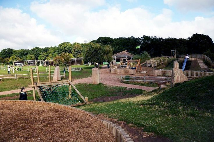 Worcester Woods Country Park Playground