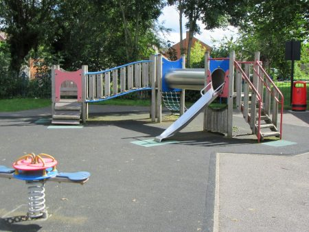 Gooseacre playground and recreation area