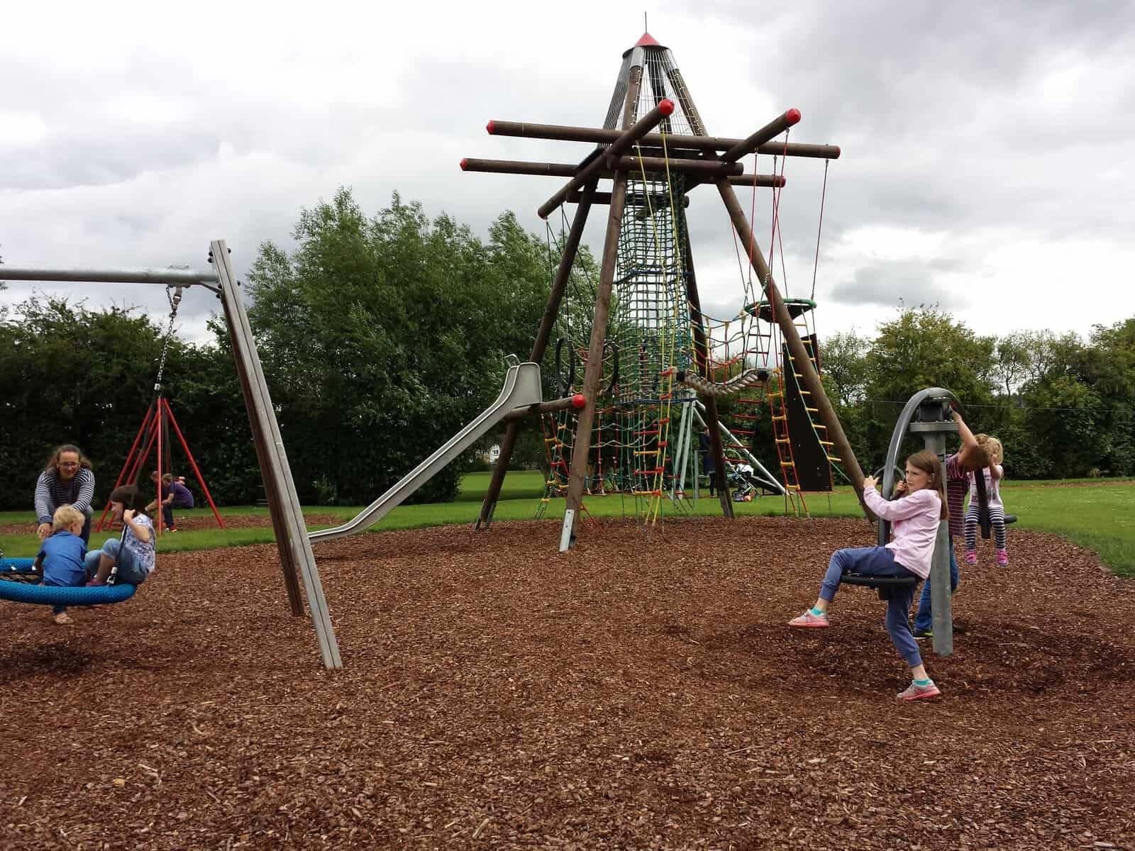 Burwell Recreation Ground