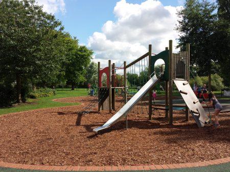 Abbey Meadows Old Playground Pre 2017 Refurb