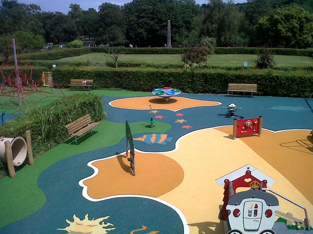 Mill Meadows Adventure Playground
