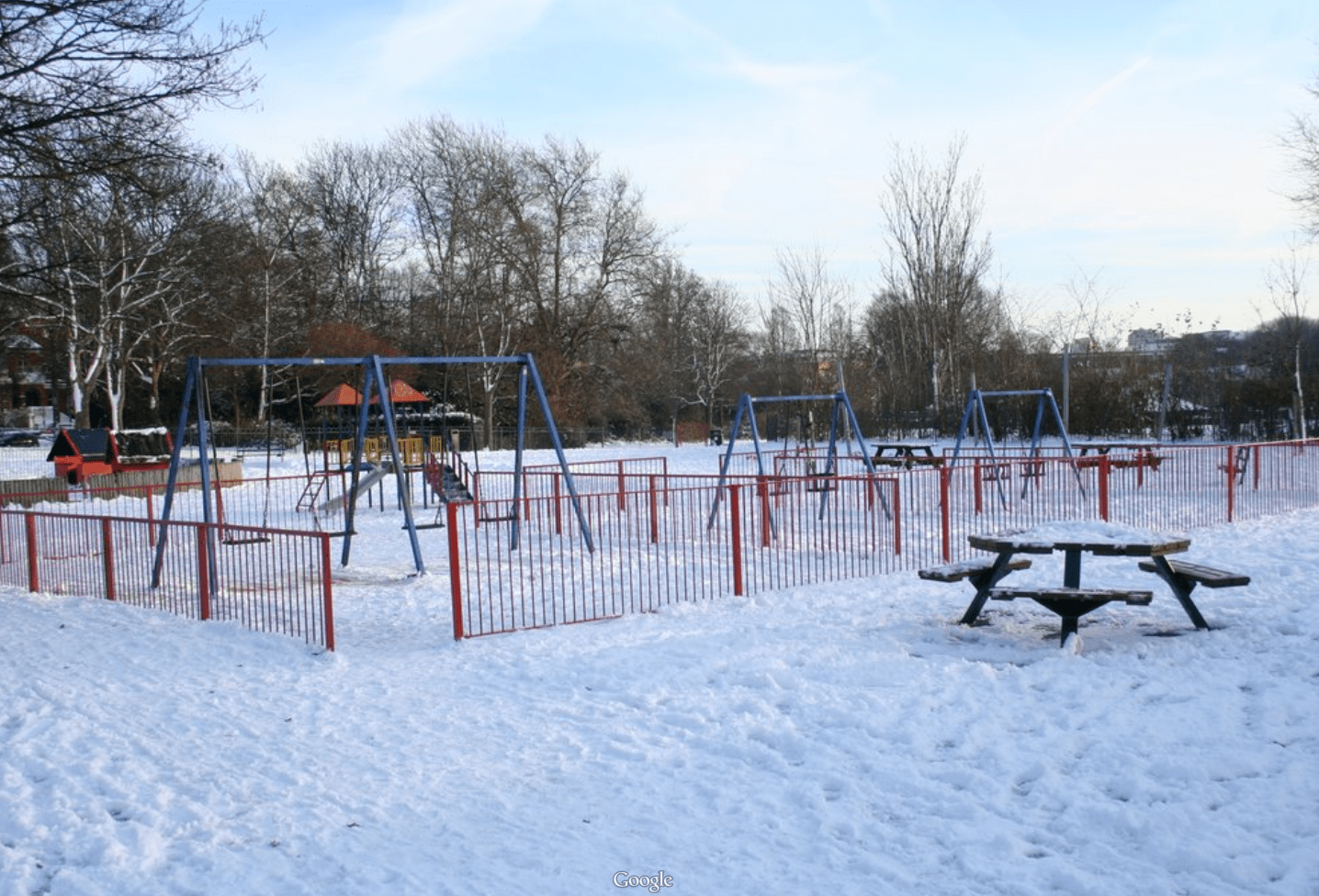 Preston Park Playground