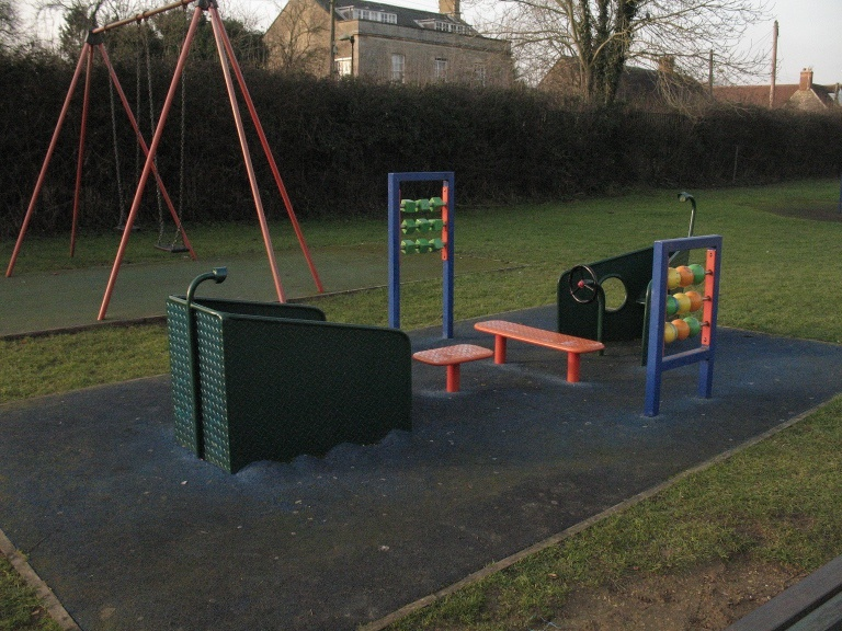 Exeter Hall Playground