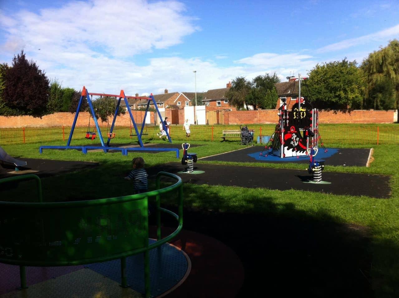 Field Close Play Park