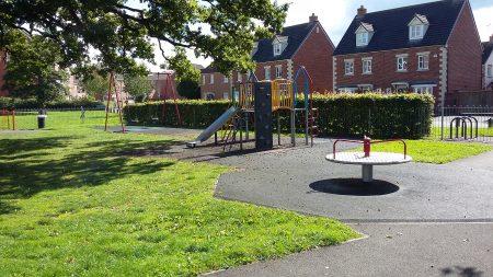 Valley Gardens Play Area