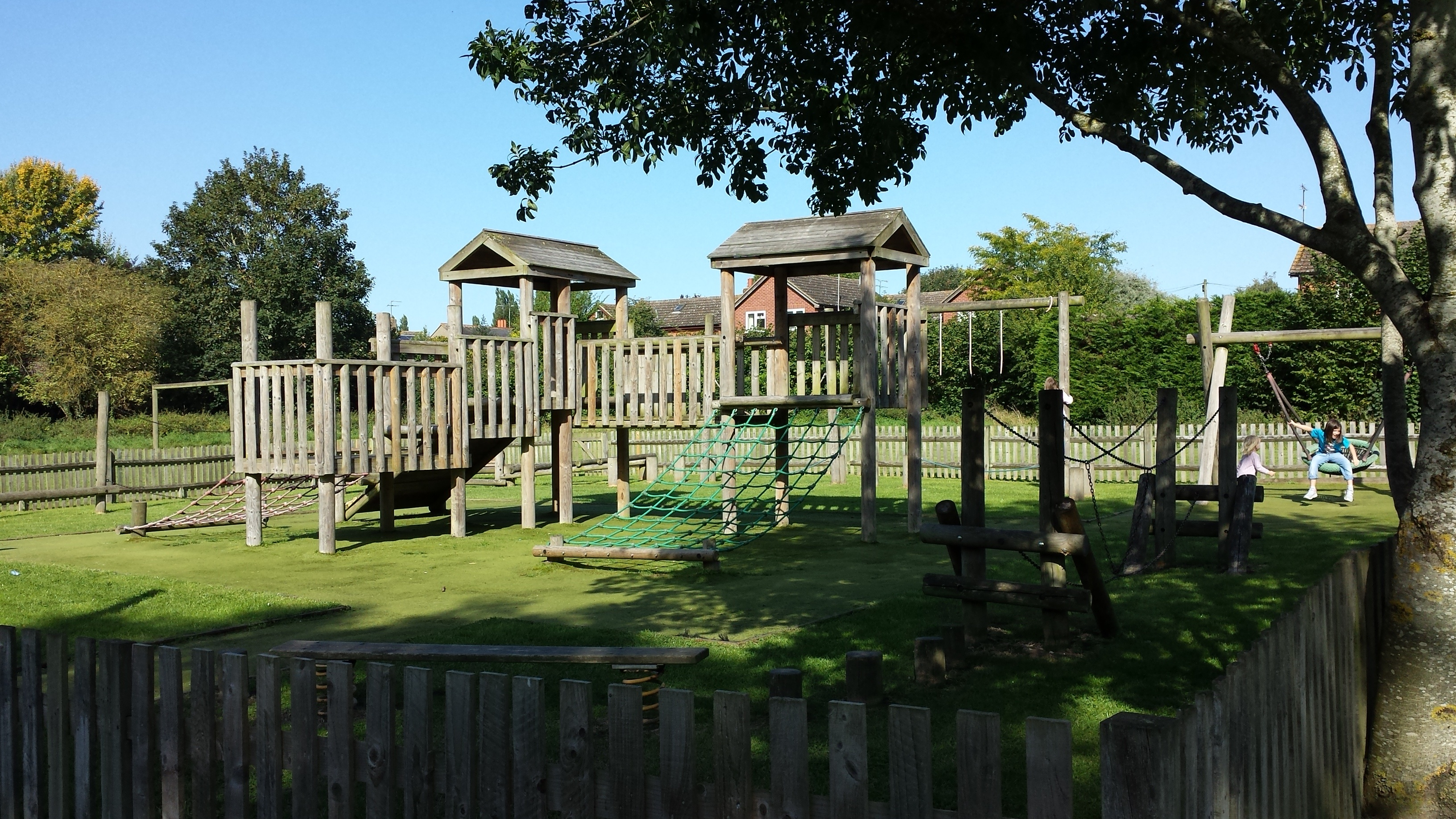 King's Meadow play area