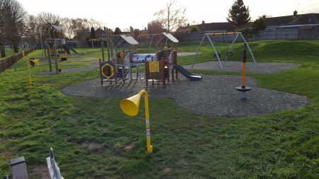 Loyd Recreation Park Play Area