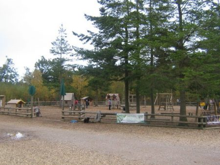Alice Holt Forest and Play Areas