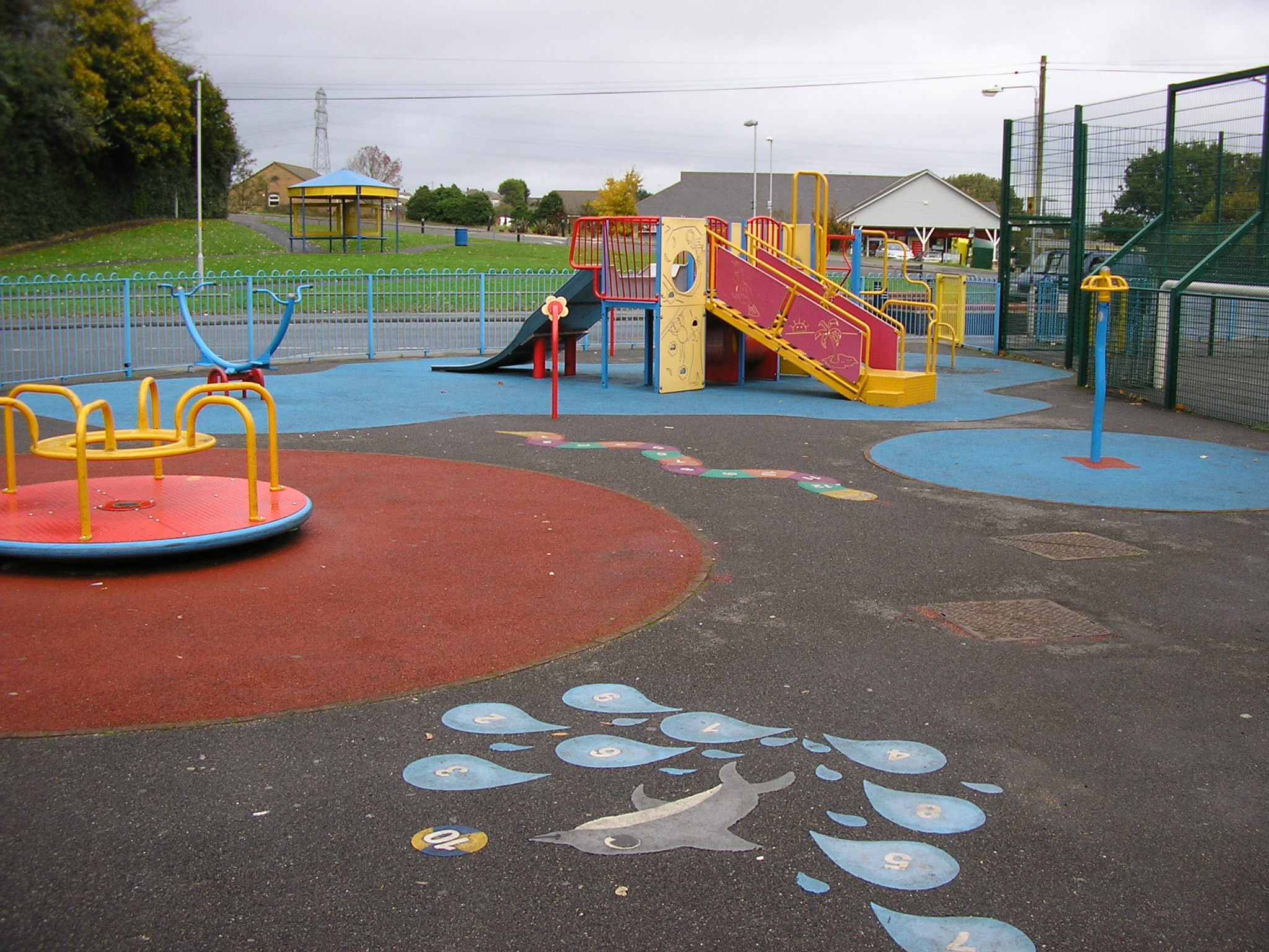 Arne Avenue Play Area
