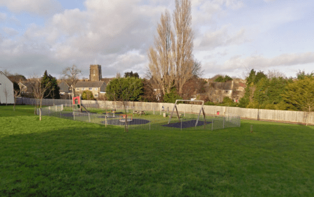Bell Chase Playground