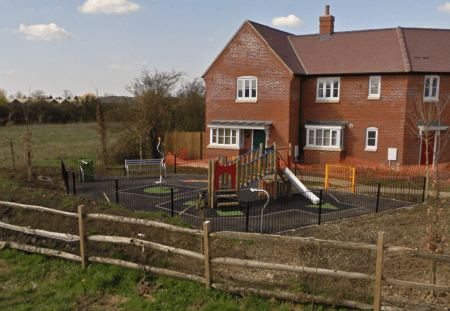 Orchard Close Play Area