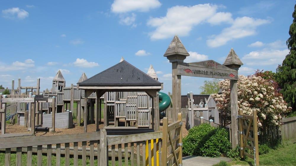Finstock Golden Jubilee Playground