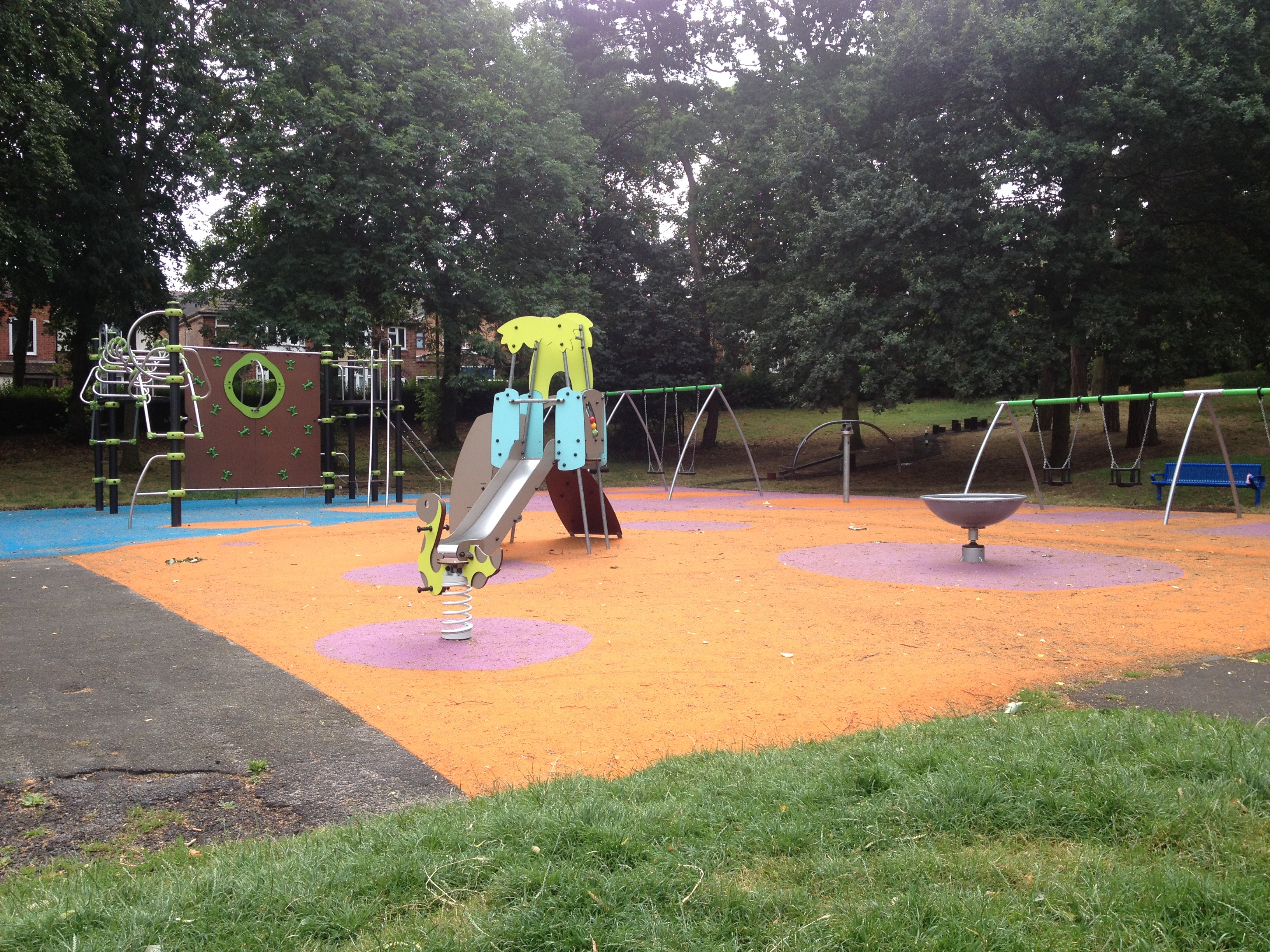 Fosse Recreation Ground Play Area