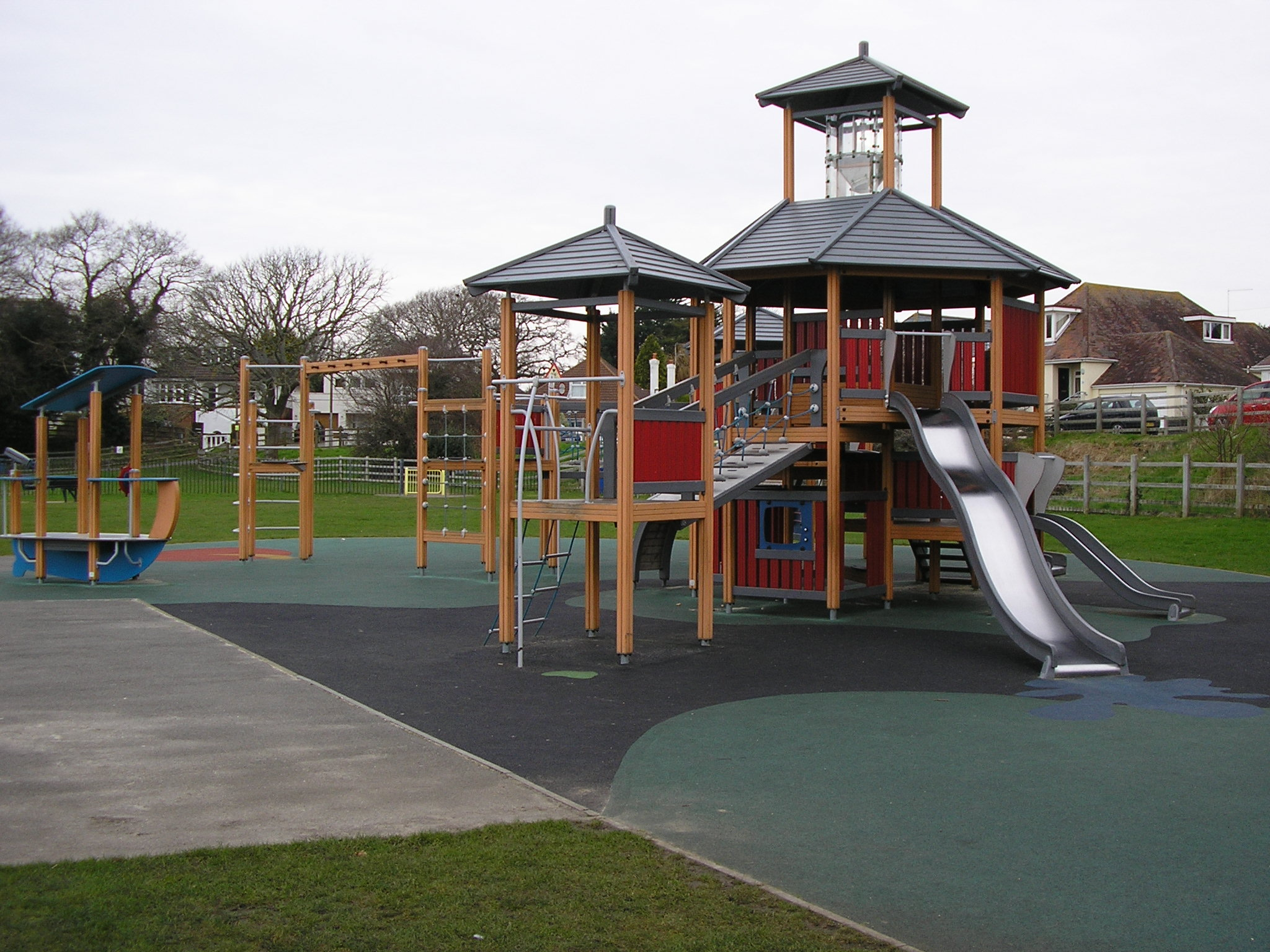 Whitecliff Recreation Ground Play Area