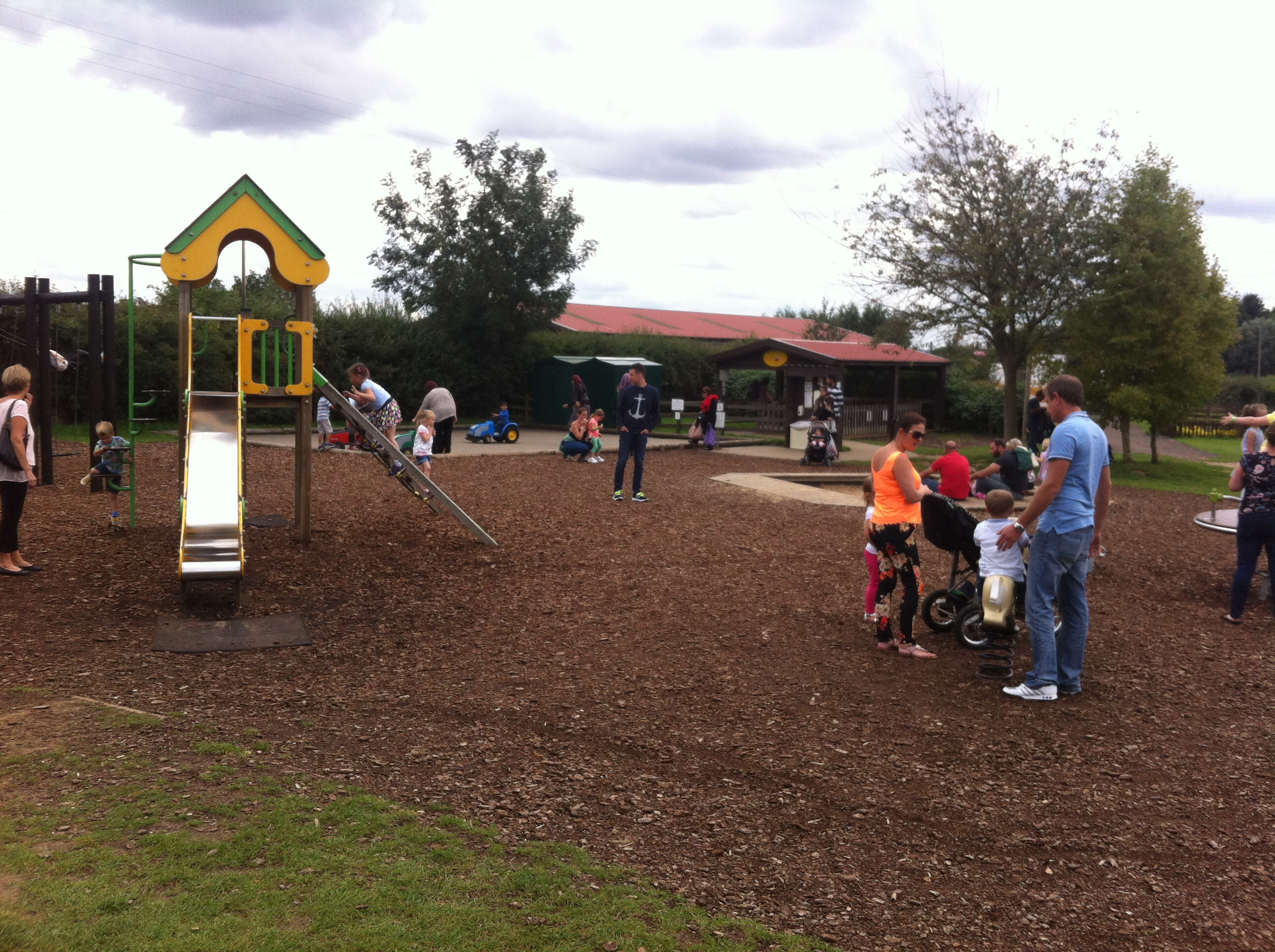 Millets Farm Centre Play Park