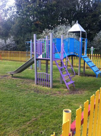 Chaunterell way play area