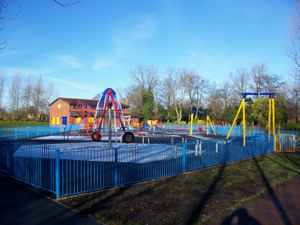 Playgrounds Play Areas And Play Parks Near Newcastle