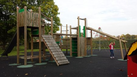 St Michael's Way Playground