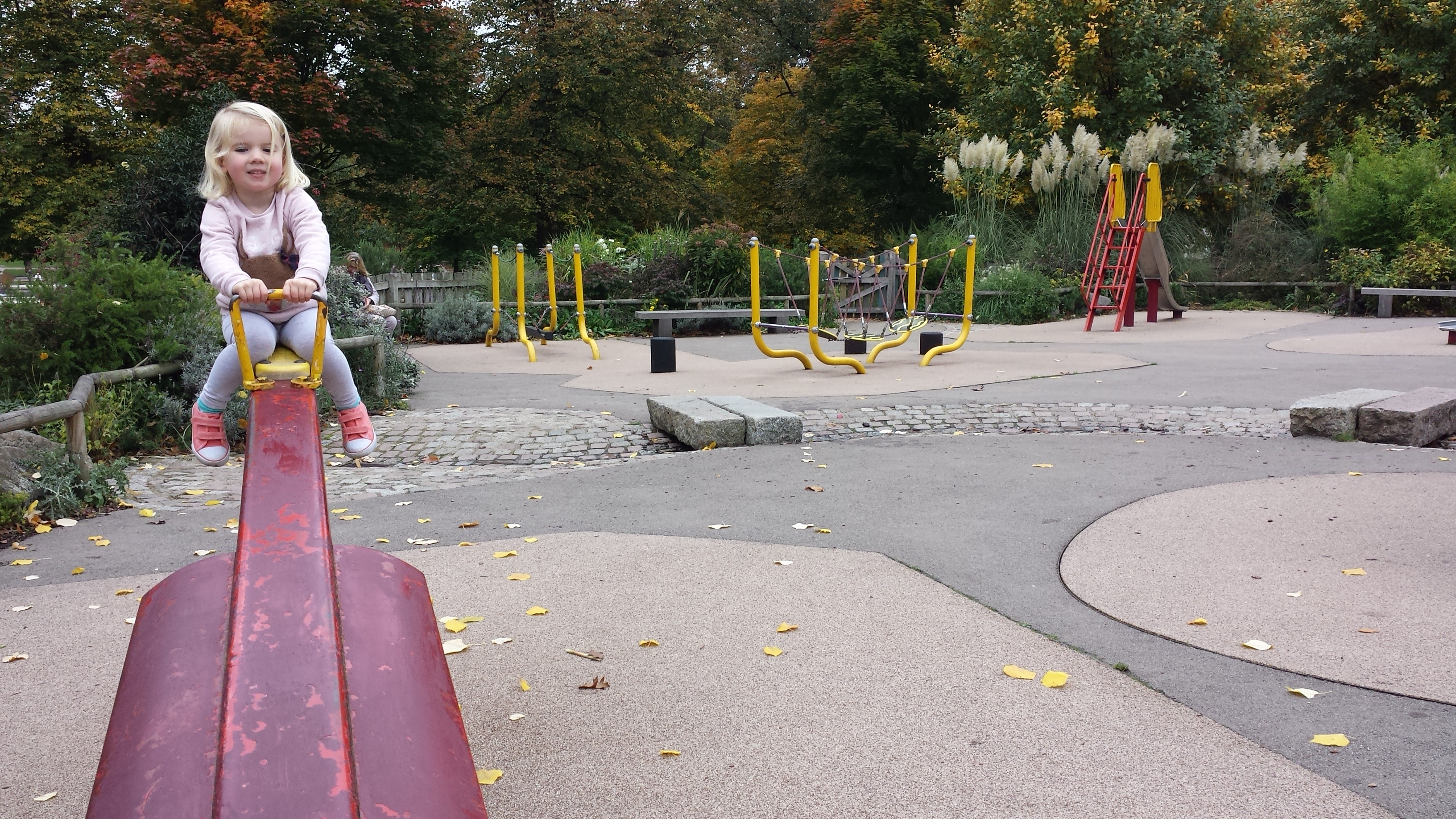 Hyde Park North Play Area