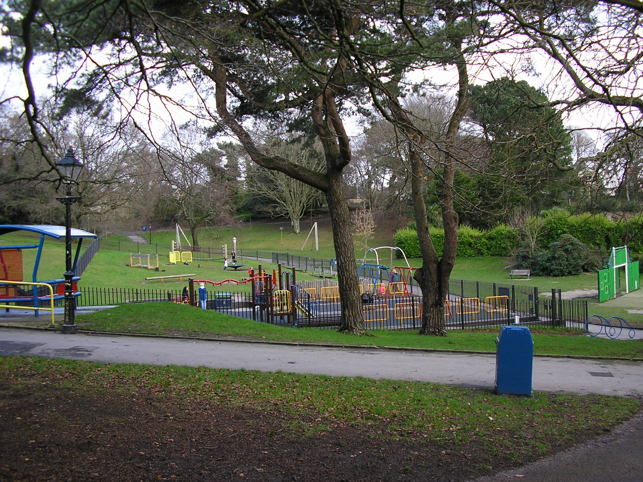 Alexandra Park Play Area