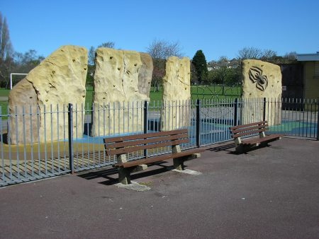 Branksome Recreation Ground Play Area