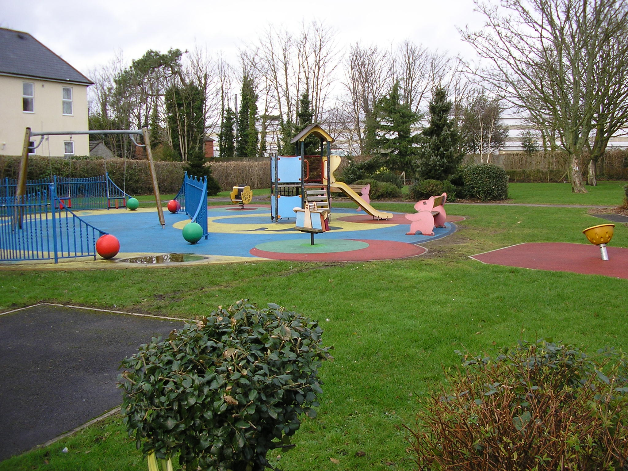 Princess Gardens Play Area