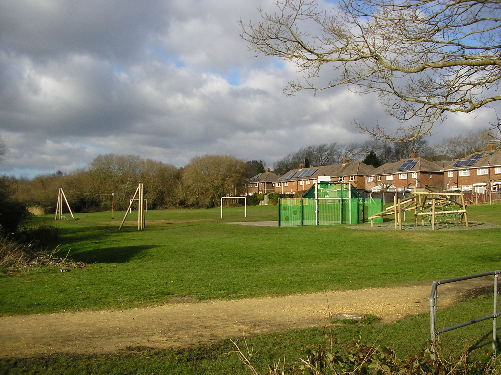 Scott Road Play Area