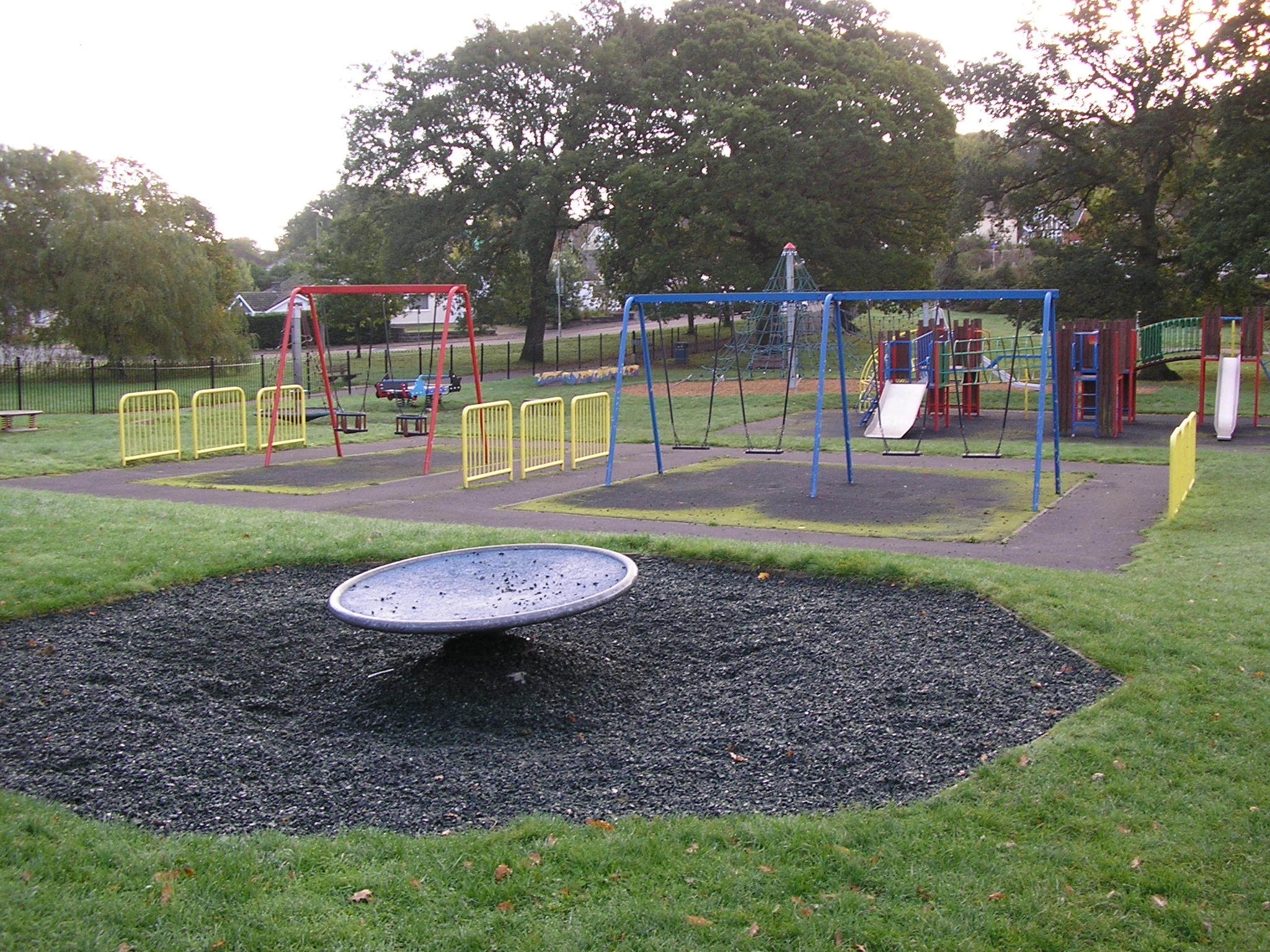 Lewesdon Drive Play Area