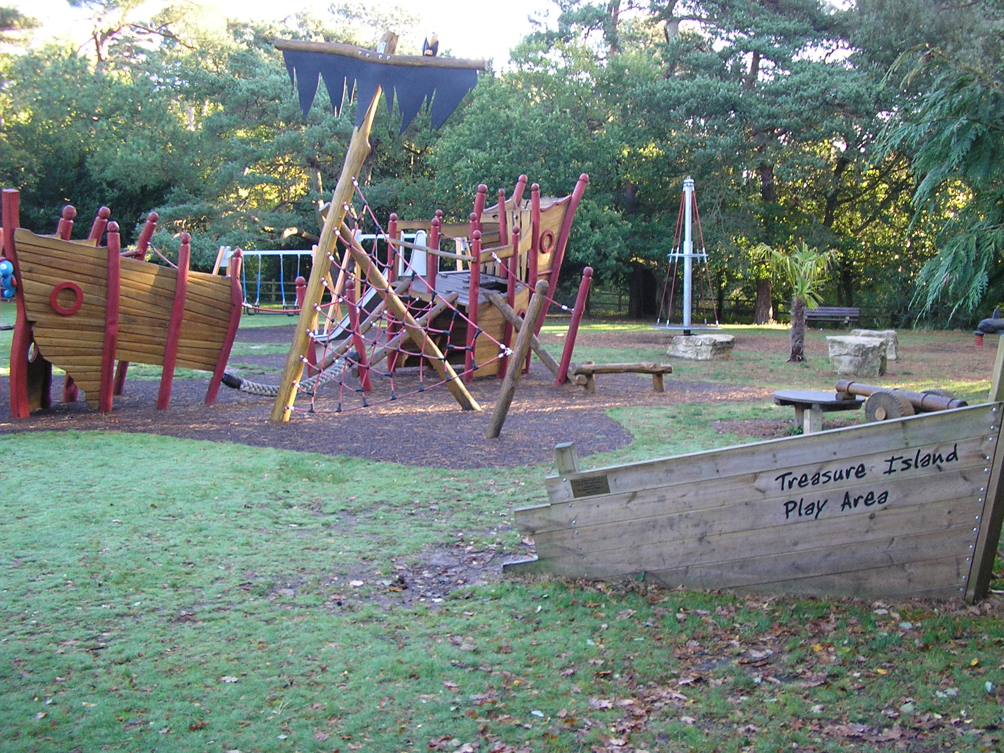 Treasure Island Play Area