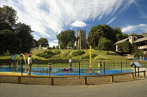 Abbey Park Play Area