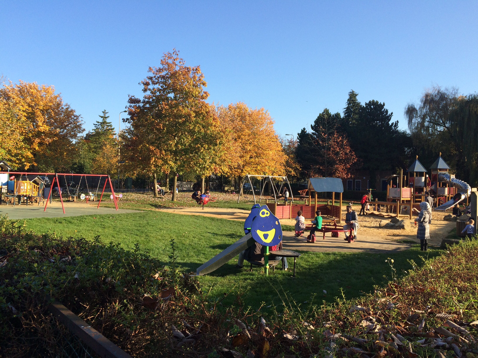 Hinksey Park Play Area
