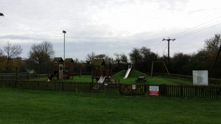 Boxford Playground and Playing Fields, Suffolk