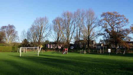 Playground on the Green, Beyton, Suffolk
