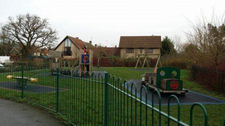 Great Finborough Playground