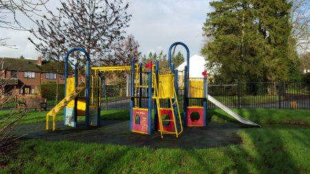 The Ruth Popper Playground